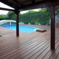 Large picture ipe decking