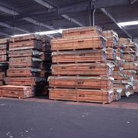 Large picture ipe boards rough sawn