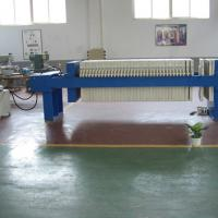 Large picture Plate and frame diatomite filter machine