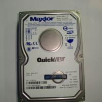 "Large picture Maxtor 6L160PO IDE disk 3.5"" brand new"