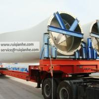 Large picture Abnormal extendable trailer