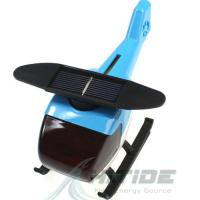 Large picture plane model solar toy for kids
