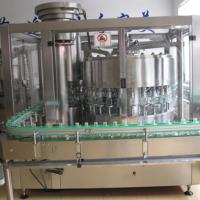 Large picture Pressure filling capping 3-in-1 unit machine