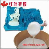 Large picture Mold making silicone rubber for plaster ceiling