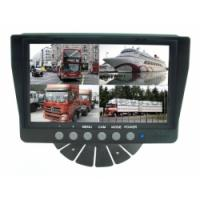 Large picture 7 Inch Digital LCD quad optional monitor