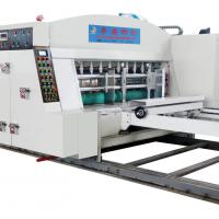 Large picture High Speed Printing Slotting Die Cutting Machine