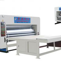 Large picture Multi-color Printing and Slotting Machine