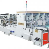 Large picture Automatic Paste Box Machine