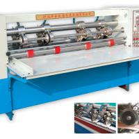 Large picture Thin Knife Paper-partitioning and Creasing Machine