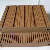 Large picture outdoor solid decking