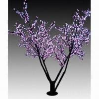 Large picture LED nature looking cherry tree lights