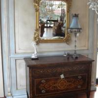 Large picture Maggiolini style chest of drawer