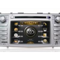 Large picture car gps navigation with camry