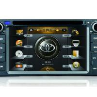 Large picture car gps navigation with corolla