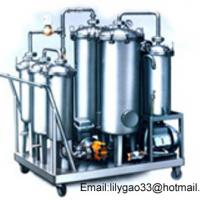 Large picture Phosphate Ester Fire-resistant Oil Purifier