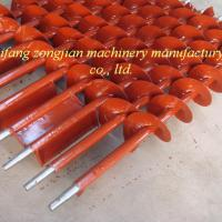 Large picture auger