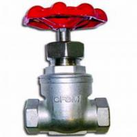 Large picture SCREWED STAINLESS STEEL GATE VALVE