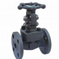 Large picture FORGED STEEL FLANGED GATE VALVE