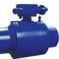 Large picture API CAST STEEL FULLY WELDED BALL VALVE
