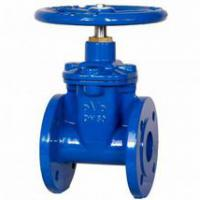 Large picture DIN CAST IRON F4 RESILIENT GATE VALVE