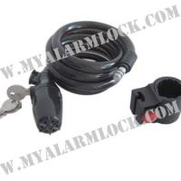 Large picture Bike Alarm Cable Lock, Alarm Wire Lock