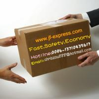 Large picture international courier to Singapore