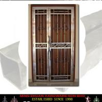 Large picture Stainless Steel Door Design