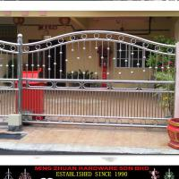 Large picture Stainless Steel Gate Design
