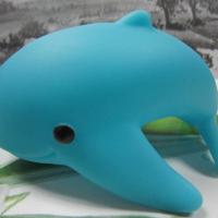 Large picture vinyl dolphin