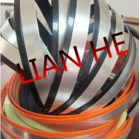 Large picture silver pvc edge bands for furniture LHV01