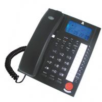 Large picture semi-cordless phone