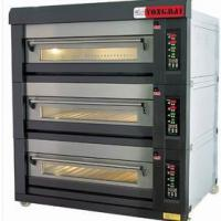 Large picture deck oven