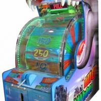 Large picture Dino Wheel Redemption ticket game