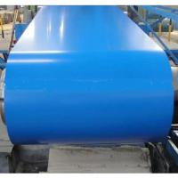 Large picture colour coated steel coil