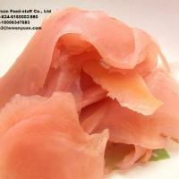Large picture sushi ginger pink
