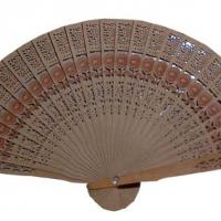 Large picture fan souvenir
