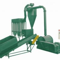 Large picture wood powder machine
