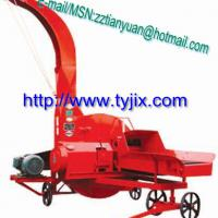 Large picture agricultural chaff cutter