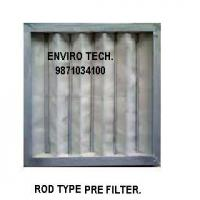 Large picture Rod Type Filters  / ROD Frame Type PRE Filter.