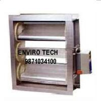 Large picture Low Leakage Duct Damper