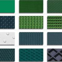 Large picture PVC/PVG Solid Woven Belt