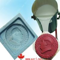 Large picture Addition Cure Silicone Rubber for Cement Moulds