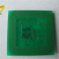 Large picture toner chips for  OKI  C9650 toner chip