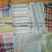Large picture linen and ramie fabric