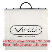 Large picture Luxurious handle plastic bag
