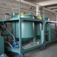 Large picture Engine oil regeneration machine,oil filtration