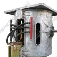 Large picture 50 kgs induction furnace