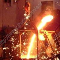 Large picture 100 kgs induction furnace