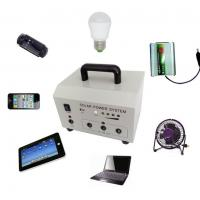 Large picture Rechargeable solar  system for home electricity