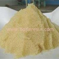 Large picture ion exchange resin BC86